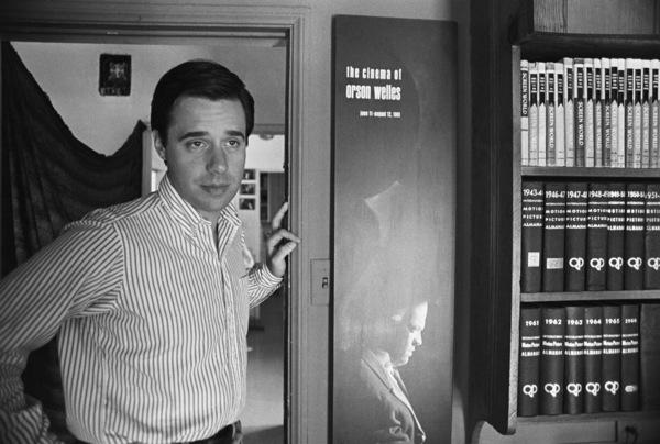 Peter Bogdanovich at home1968© 1978 Bruce McBroom - Image 11423_0006