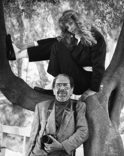 Photographer Curt Gunther and Sally1989© 1989 Gunther - Image 11504_0001