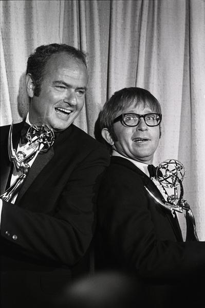 """The 22nd Annual Primetime Emmy Awards""Harvey Korman, Arte Johnson1970 © 1970 Gunther - Image 11532_0009"