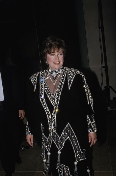 """""""The Golden Globe Awards""""Kathy Bates1991 © 1991 Gunther - Image 11568_0163"""