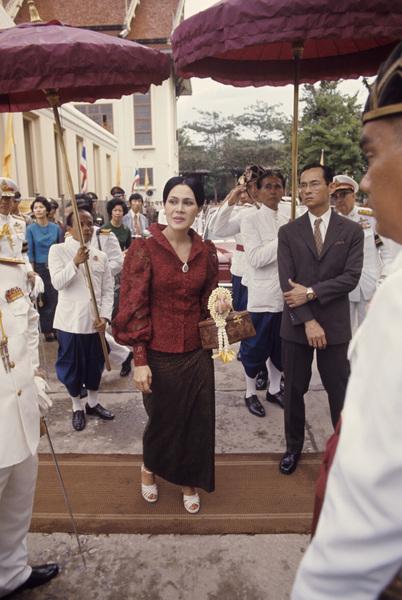 Queen Sirikitcirca 1980s© 1980 Gunther - Image 11584_0001