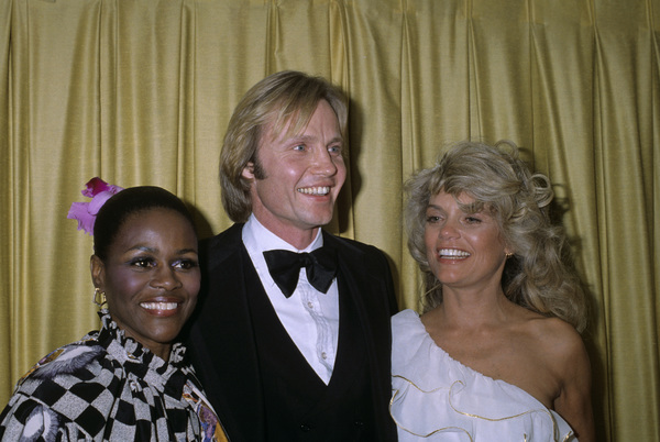"Jon Voight with Cicely Tyson and Dyan Cannon at ""The 36th Annual Golden Globe Awards""1979© 1979 Gary Lewis - Image 11589_0028"
