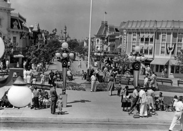 Disneylandcirca 1955© 1978 August Balbi - Image 11598_0011
