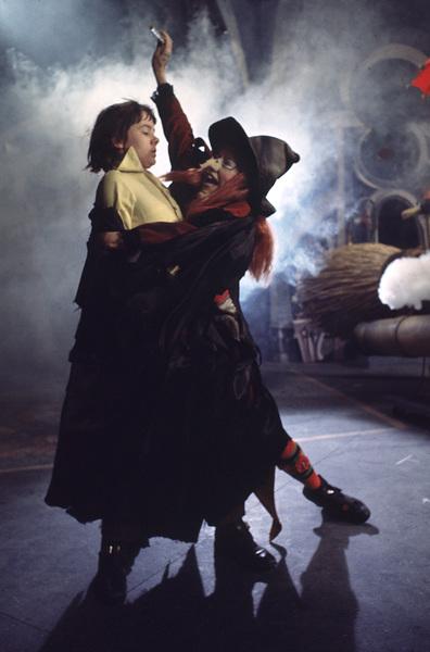 """""""H.R. Pufnstuf""""Jack Wild, Billie Hayes (Witchiepoo)1969 © 1978 Mario Casilli - Image 11704_0011"""
