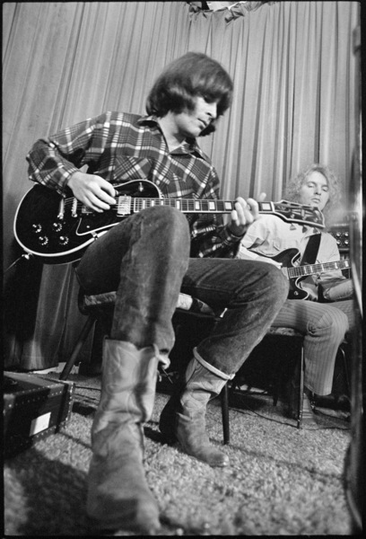 """Creedence Clearwater Revival"" John Fogerty1969 © 1978 Gunther - Image 11745_0007"