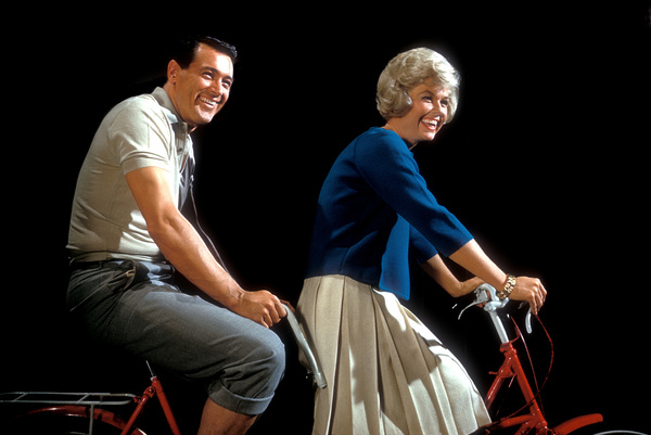"""Lover Come Back""Rock Hudson, Doris Day1961 © 1978 Bob Willoughby - Image 11806_0001"