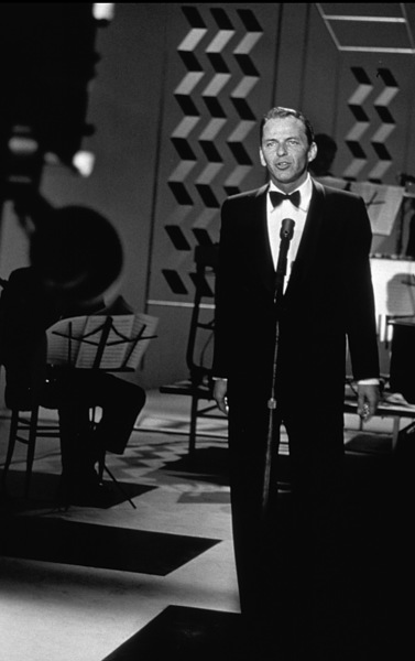 """The Frank Sinatra Timex Show"" (Bing Crosby and Dean Martin Present High Hopes) Frank Sinatra 1959 © 1978 Gene Howard - Image 1198_0022"