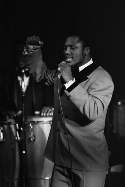 Joe Frazier performingcirca 1970s© 1978 Gunther - Image 11992_0015
