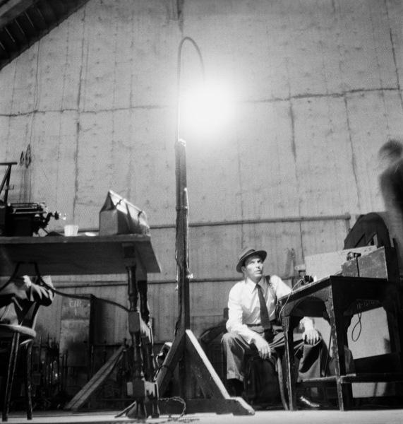 """Suddenly""Frank Sinatra1954© 1978 Bob Willoughby - Image 12046_0002"