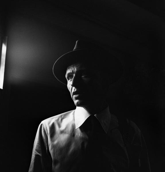 """Suddenly""Frank Sinatra1954© 1978 Bob Willoughby - Image 12046_0003"