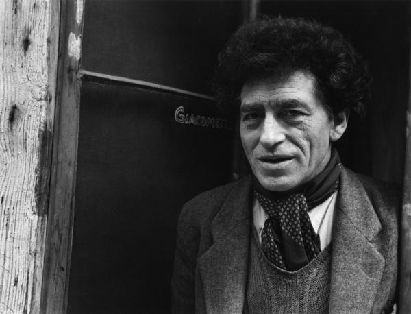 Alberto Giacometti in ParisApril 22, 1952© 1978 Sanford Roth / L.A.C.M.A. - Image 12053_0001