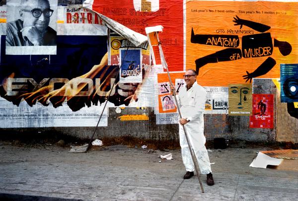 Saul Bass1961© 1978 Bob Willoughby - Image 12286_0004