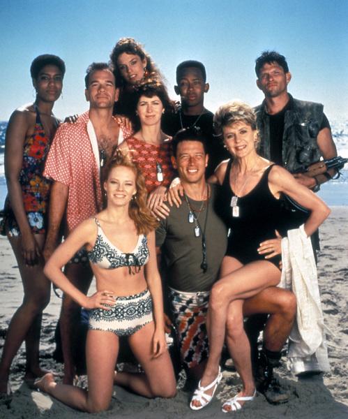 """China Beach""Cast1988 - Image 12329_0001"