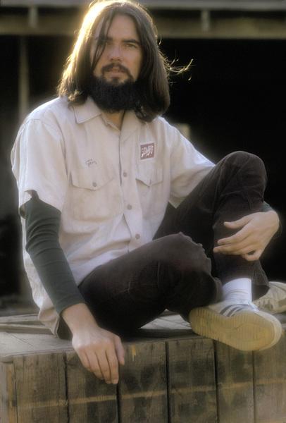 Jimmy WebbOctober 1971 © 1978 Ed Thrasher - Image 12506_0002