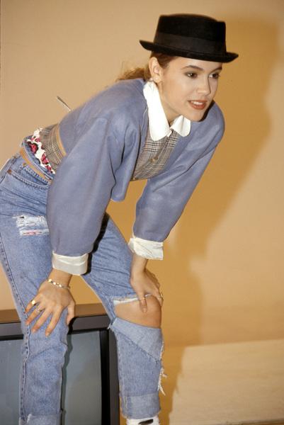 Alyssa Milanocirca 1989 © 1989 Milano Collection - Image 12554_0269