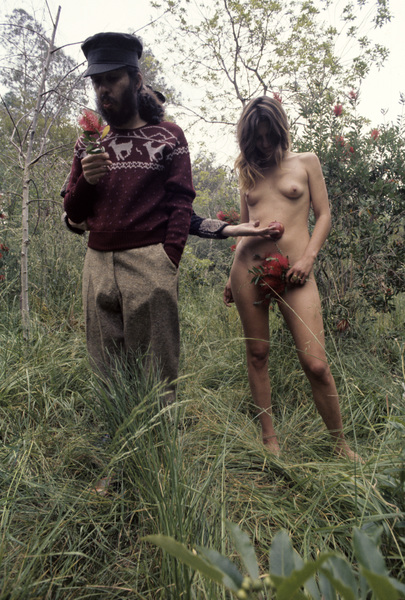 The Fugs (Tuli Kupferberg)1968 © 1978 Ed Thrasher - Image 12566_0006