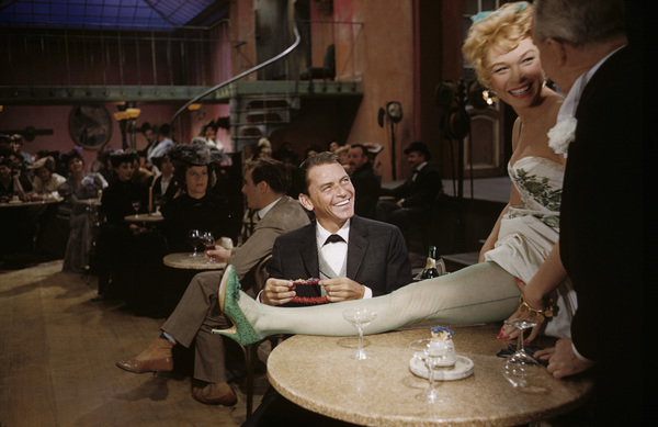 """Can-Can"" Frank Sinatra, Shirley MacLaine1959 20th Century Fox© 1978 Bob Willoughby - Image 1260_0053"