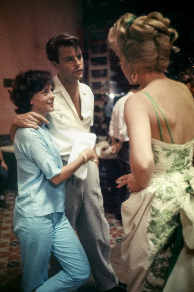 """Can-Can""Natalie Wood, Robert Wagner, Shirley MacLaine1960© 1978 Bob Willoughby - Image 1260_0055"