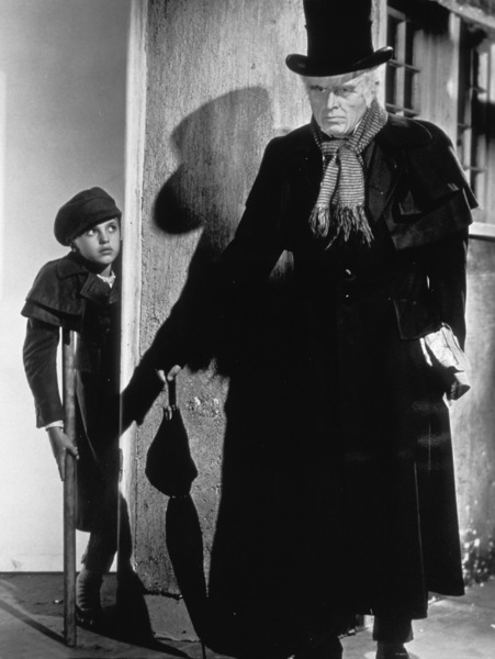 """A Christmas Carol""Terry Kilburn,Reginald Owen1938 MGM - Image 12697_0005"