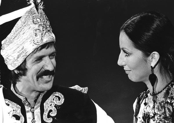 """Sonny and Cher Comedy Hour""Sonny and Chercirca 1972**I.V. - Image 1273_0103"