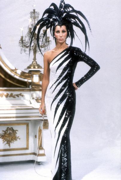 """The Sonny & Cher Comedy Hour""Cher 1976 ** I.V. - Image 1273_0106"