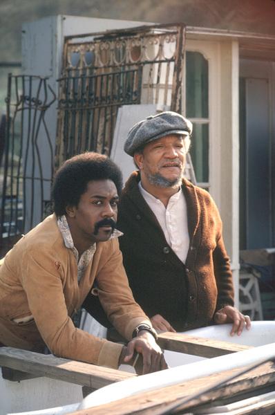 """""""Sanford and Son""""Demond Wilson, Redd Foxx1972 NBC © 1978 Gene Trindl - Image 13197_0010"""