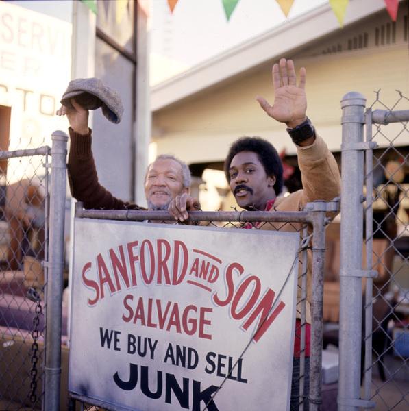 """""""Sanford and Son""""Redd Foxx,Demond WilsonCirca. 1972NBC - Image 13197_0018"""
