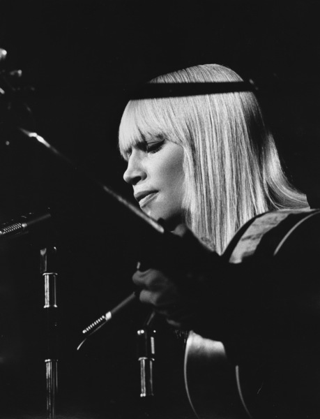 Mary Travers of Peter, Paul and Marycirca 1966Photo by Gerald Smith - Image 13213_0003