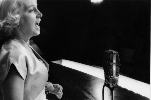 """The Benny Goodman Story,"" Universal 1955.Helen O"