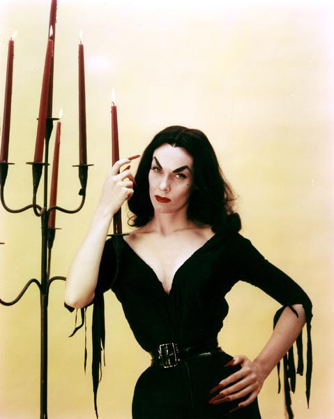 "Maila ""Vampira"" Nurmi 1955 **I.V. - Image 13440_0010"
