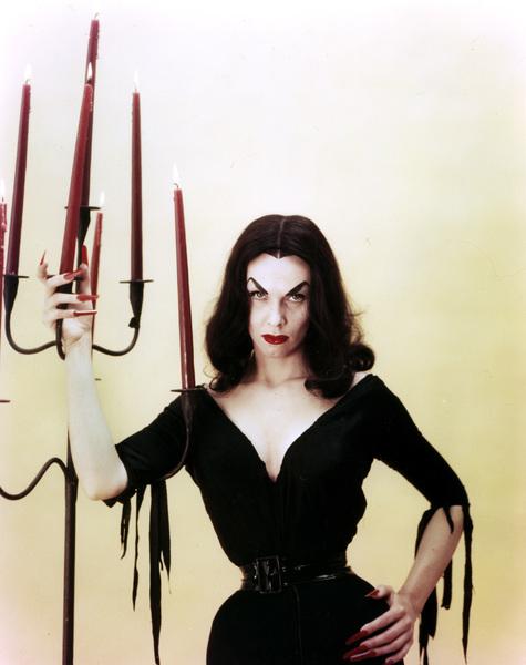 "Maila ""Vampira"" Nurmi 1955 **I.V. - Image 13440_0012"