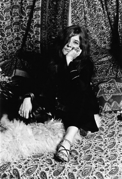 Janis Joplincirca late 1960s© 1978 Mario Casilli - Image 13762_0011
