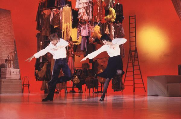 """Baryshnikov On Broadway With Liza Minnelli,""1980. © 1980 Gene Trindl - Image 14103_0004"