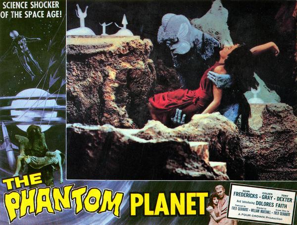 """""""Phantom Planet""""1962 - Image 14389_0001"""