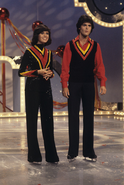 """Donny and Marie""Donny Osmond, Marie Osmondcirca 1975** H.L. - Image 14544_0049"