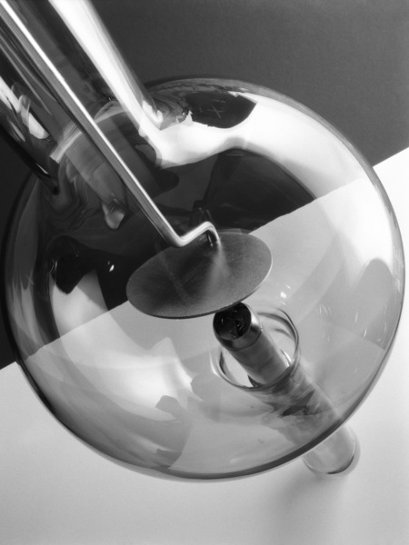 X-ray tube circa 1932 © 1978 Ned Scott Archive - Image 14670_0007