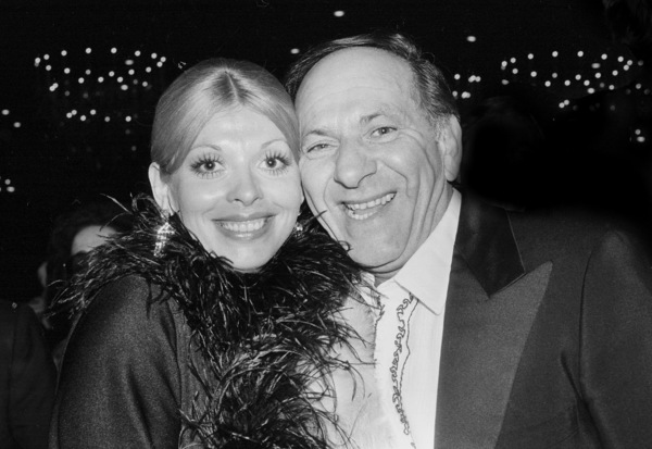 """Golden Globe Awards"" 1974Jack Klugman with his wife © 1978 Kim Maydole Lynch - Image 14945_0004"