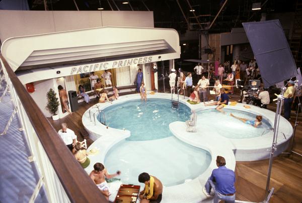 """The Love Boat""circa 1978© 1978 Gene Trindl - Image 1524_0218"