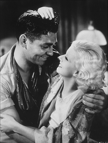 """""""Red Dust,""""Clark Gable, Jean Harlow.1932 MGM - Image 1548_0006"""