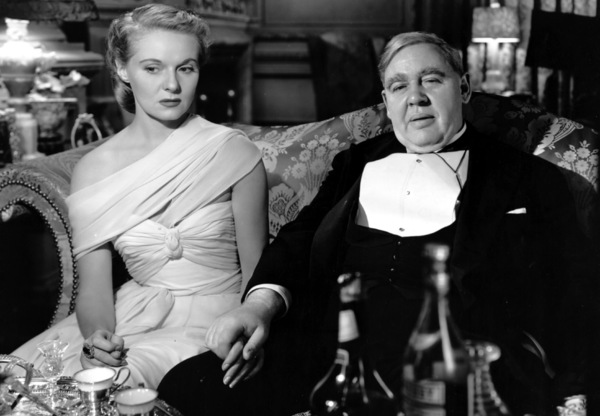 """""""The Paradine Case""""Ann Todd and Charles Laughton1947 United Artists**I.V. - Image 1559_0023"""