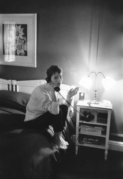 Elsa Martinellicirca 1957 © 2000 Mark Shaw - Image 16013_0001