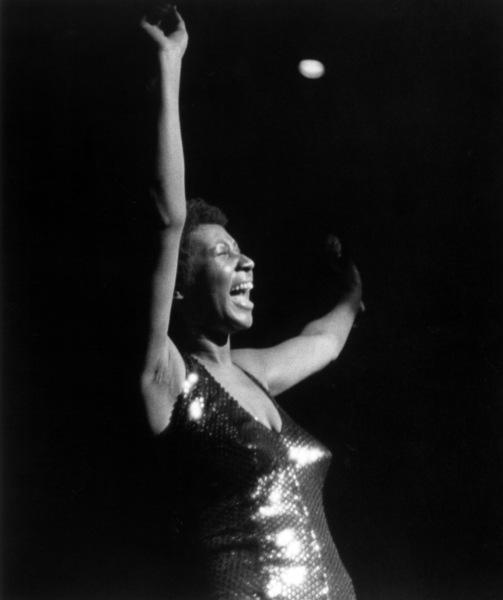 Aretha Franklin circa 1970s** I.V.M. - Image 16105_0033
