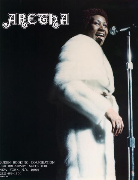 Aretha Franklin circa 1970s** I.V.M. - Image 16105_0045