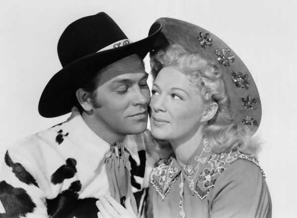"""Annie Get Your Gun""Howard Keel, Betty Hutton1950 MGM - Image 1618_0001"
