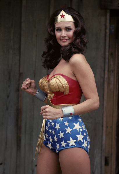 """Wonder Woman""Lynda Carter1976  ** H.L. - Image 1640_0008"
