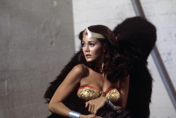 """Wonder Woman"" (""Wonder Woman vs. Gargantua"")Lynda Carter1976** H.L. - Image 1640_0062"