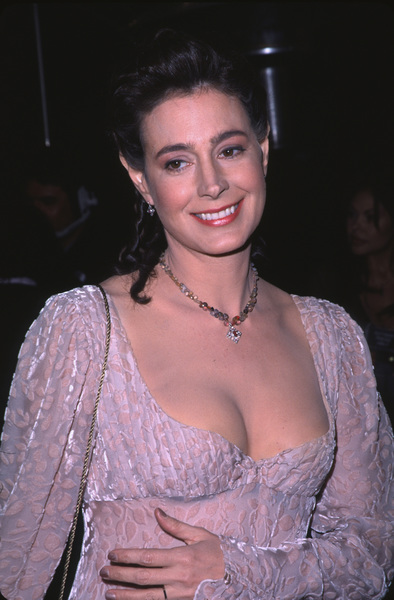 """""""Night of One Hundred Stars,""""Sean Young.  3/26/00 © 2000 Scott Weiner - Image 16467_0036"""