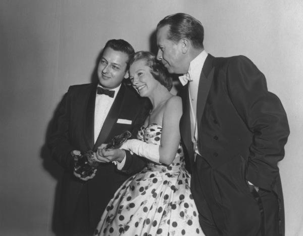"""Academy Awards - 31st Annual""Andre Previn, June Allyson, Dick Powell1959**I.V. - Image 16528_0031"