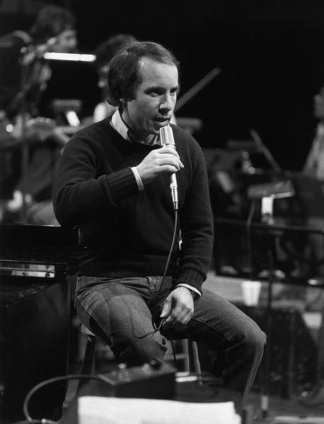 "Paul Simon on ""The Paul Simon Special""1977** I.V.M. - Image 16532_0005"