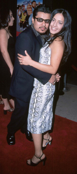 """""""Next Friday"""" Premiere,Jacob Vargas and Sylvia.1/11/00. © 2000 Weiner - Image 16691_0105"""